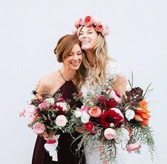 Such love & joy in this photo!  We are honored to be included with such talented local professionals for our bride Meghan's wedding, which was featured on @ruffledblog over the weekend! Image by @hazelwood_photo, gown by @sarahjanks hair and makeup by @ckennedybeauty, florals by @selvafloral ❤️ Head on over to the the Ruffled blog for all of the details! #portlandbride #oregonbride #engaged #wedding