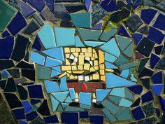 Sponge Bob & Mermaid - Kids Cartoon Mosaic - Ceramic Tile - San Francisco
