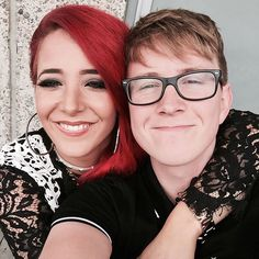 Jenna Marbles and Tyler Oakley my queens <3