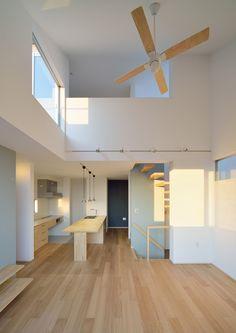 温もりのある家族の空間・間取り(東京都日野市) |ローコスト・低価格住宅|狭小住宅・コンパクトハウス | 注文住宅なら建築設計事務所 フリーダムアーキテクツデザイン