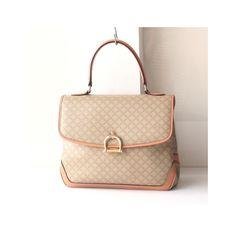 d24973aabf Celine Bag monogram authentic vintage tote handbag by hfvin on Etsy  celine   monogram