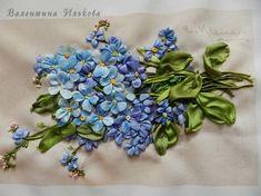 Gallery.ru / Фото #1 - Вышивка шелковыми лентами.2013 - Valehcia