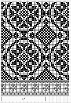 Site with many charted estonian patterns, for many different crafts. Knit, crochet, embroidery, etc: