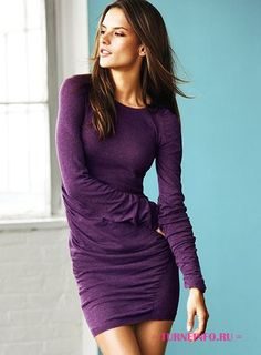 Вязаные платья от Victoria's Secret 2010-2011