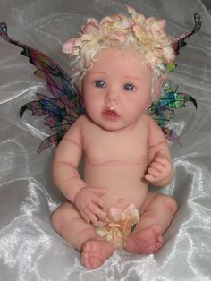 A Faerie babe needs much care & protection .