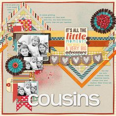 Cousins by sczos911 - Cards and Paper Crafts at Splitcoaststampers