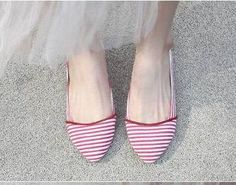 $14.77 WOMEN SHOES :: Casual :: Navy stripes style fashion shoes - Online Shop Philippines : Online Shopping Philippines, Korean Wholesale Clothing Philippines, Fashion Dress Supplier, Japanese Clothing Wholesale, Wholesale Handbags, Wholesale Korean Accessories