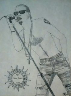 Layne Staley 2002 By Jamie Mabe