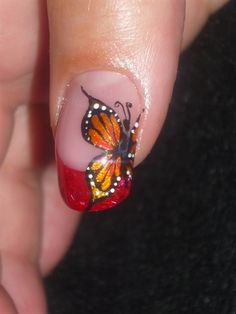 Now yall know this butterfly will debut on my toes as soon as I find one or a nail artist that can free hand it!    Where to buy Real Techniques brushes -$10 http://www.seekvideos.com/English/Videos-Real-Techniques-by-Samantha-Chapman-iHerb-coupon-OWI469/f4daa95d6579f740