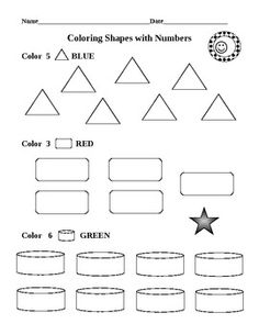 1000 Images About Shapes For Kids On Pinterest