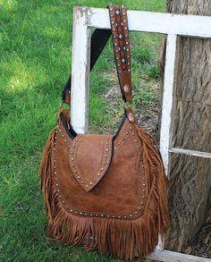 d7df0ea322 Double J Brandy Pull-up Hobo Bag - Western Handbag  amp  Wallets Casual  Outfits