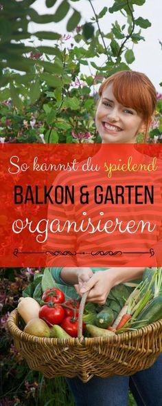 Listen, um den Garten zu planen.   Checklisten-Paket: Balkon und Garten