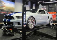The Need For Speed 2013 Ford Mustang Is One Of Top Charity Cars