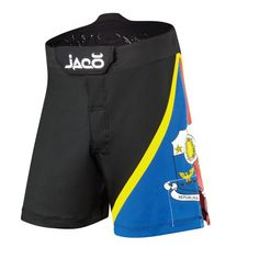 Jaco Twisted Mock Mesh Shorts Workout Gym Exercise Athletic Fitness Crossfit