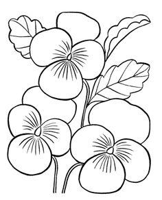 Mewarnai Gambar Bunga Cantik