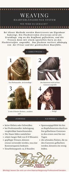 Die 65 Besten Bilder Von Echthaar Weaving Angel Hair Extensions