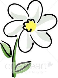 valentine daisy flower 7 svg clipart best clipart best rh pinterest com gerber daisies clipart white daisies clipart