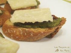 los manjares de ana maría Tapas, Sandwiches, Food, Food Recipes, Meal, Eten, Meals, Paninis
