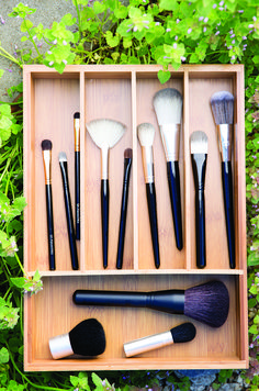Spring is the time to reorganize and refresh your cosmetics collection. It is important to sift through your products every few months to avoid harmful effects from use after the expiration date.