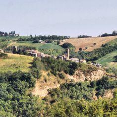Porchia, frazione di Montalto delle Marche #terredelpiceno