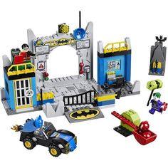 LEGO Juniors Batman Defend the Batcave (10672)