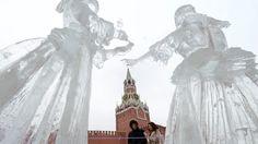 Frio e neve no hemisfério norte - Fotos - UOL Notícias
