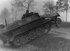 Sd.Kfz. 251/1 mittlere Schützenpanzerwagen Ausf. UMA