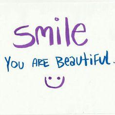 Beyoutiful #quotes #beyoutiful #smile #beautiful