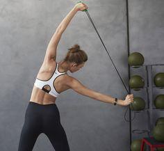 Karlie Kloss for Nike's Autumn Winter 2014 Lookbook