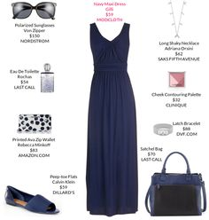 My weekly outfit - https://mystylit.com  I just LOVE this dress