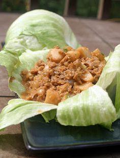 P.F. Changs Lettuce Wraps