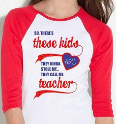 So There's These Kids They Kinda Stole My Heart by Beecustominc, $25.99