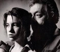 Charlotte Gainsbourg & Serge Gainsbourg music, videos, stats, and photos Serge Gainsbourg, Gainsbourg Birkin, Jane Birkin, Agent Provocateur, Charlotte Gainsbourg Movies, Lou Douillon, French Actress, French Girls, English Actresses