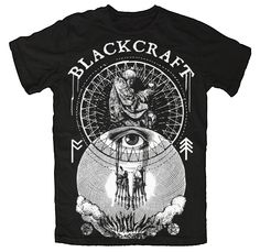 Blackcraft | Sacrifice T-Shirt   (via Abe Lincoln Jr.)