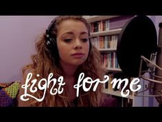 Fight For Me | Heathers Cover - YouTube Carrie Hope Fletcher, Carry On, Cover, Youtube, Hand Luggage, Carry On Luggage, Youtubers, Youtube Movies