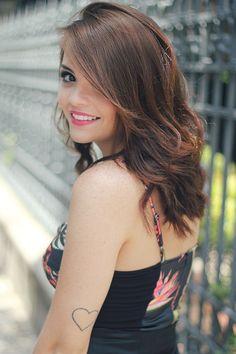 Karol Pinheiro cor cabelo