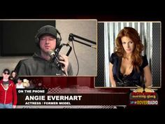 Angie Everhart - Full interview - http://maxblog.com/3817/angie-everhart-full-interview/