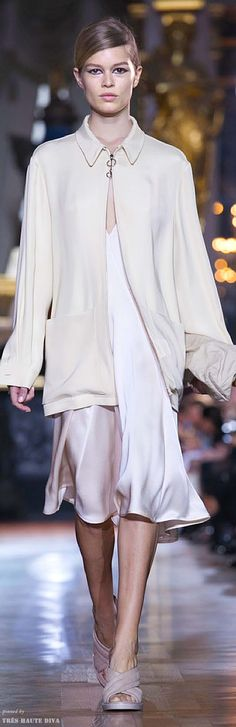 #Paris FW Stella McCartney Spring / Summer 2014 RTW