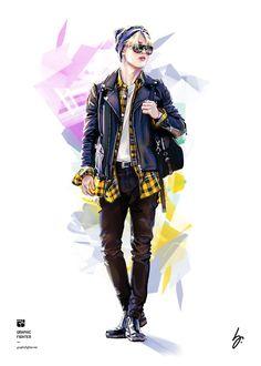 Jikook insta story^^ insta Idol artist Vorbild Begi… - Mochi at Day Stripper at Night - wattpad Jimin Fanart, Kpop Fanart, Jikook, K Pop, Bts Chibi, Anime Chibi, Monsta X, Bts Bigbang, Got7