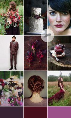 Inspiration and ideas for Autumn Fall Wedding #fall #weddingstyle #fallwedding