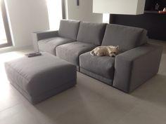 Comforty badu sofa. Too comfortable :)