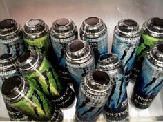 Monster Nitrous = $ 3,   Sale Price = $ 1.92,   Buying Every One on the Shelf = Priceless !