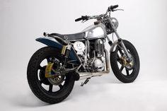 Yamaha SR500 Dirt Rod by See See Motorcycles
