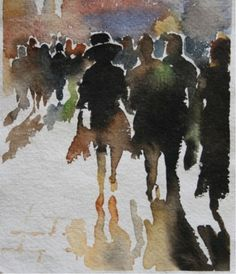 "GUEST ARTIST: ""The Essence Of Watercolour"" by Hazel Soan"