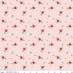 1 Yard of Riley Blake Designs Little Red Riding Hood by MixFabrics, $9.00