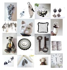 """Welcome to Treasury from Etsy"" by treasury ❤ liked on Polyvore featuring art"