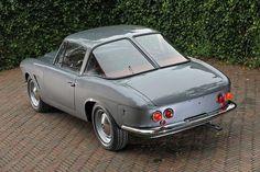 1963 Fiat-OSCA 1600S Fissore Coupé