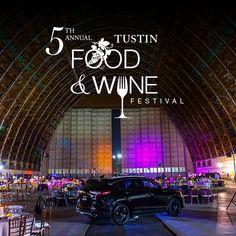 Tustin Food Event in Historic Hangar
