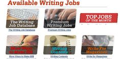 online article writing jobs Writing Jobs, Article Writing, How To Make