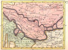 Gelderland in 1773 - kaart 17